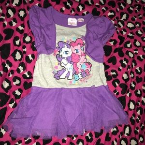 Girl's 4T My Little Pony Top
